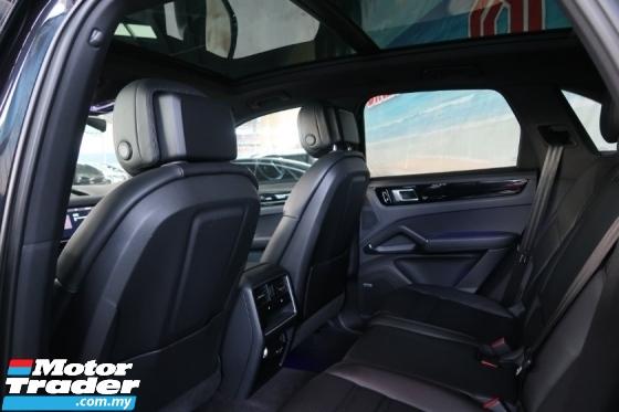 2018 PORSCHE CAYENNE CAYENNE S 2.9 V6 PREMIUM MERDEKA SALE SPECIAL