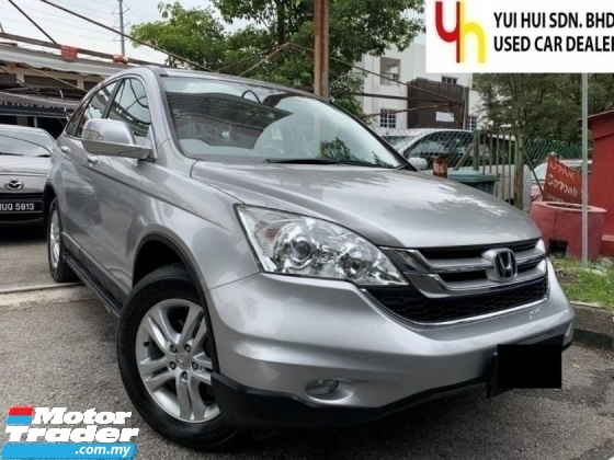 2010 HONDA CR-V  2.0 i-VTEC FACELIFT (A) 1 TEACHER OWNER