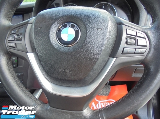 2013 BMW X3 2.0 xDrive20d LCI FACELIFT NAVI PBT LikeNEW