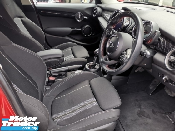 2016 MINI Cooper S Minicooper S 2.0 with JCW steering  Japan spec