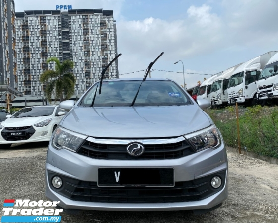 2018 PERODUA BEZZA 1.3 X (A) HIGH LOAN CAN D0