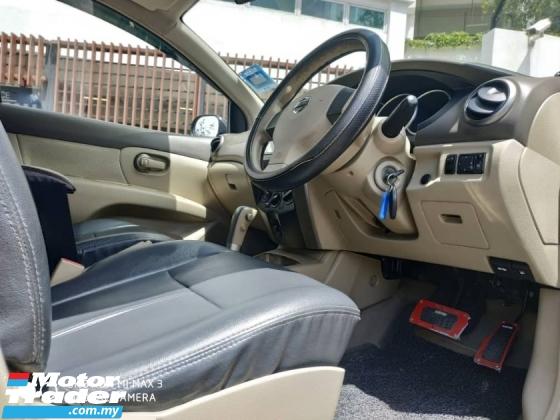 2011 NISSAN GRAND LIVINA 1.6L COMFORT (A) Leather Seat LOan Kedai