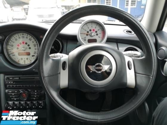 2003 MINI Cooper 1.6