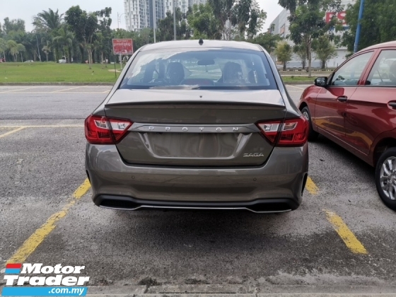 2020 PROTON SAGA 1.3 ( 100% FAST APPROVE & LOW INTEREST  )
