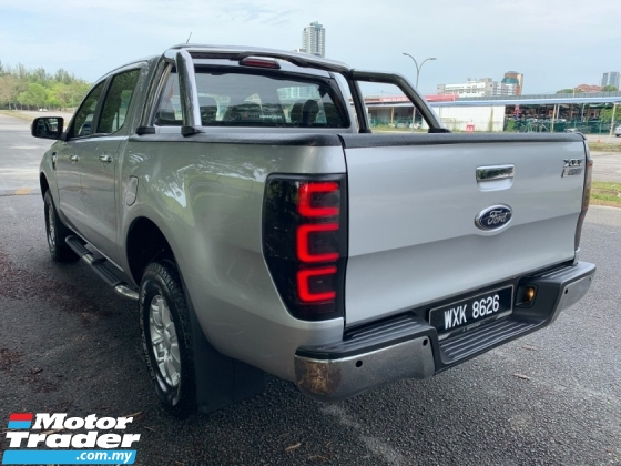 2013 FORD RANGER 2.5 XLT TDCI 4X4 DOUBLE CAB (A) LED Lamp 1 Owner