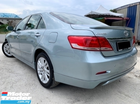 2012 TOYOTA CAMRY 2.4 V FACELIFT ONTHEROAD PRICE