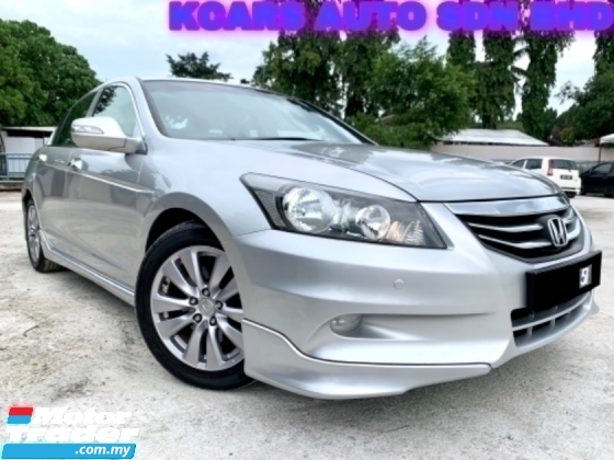 2013 HONDA ACCORD 2.4 FACELIFT 1 OWNER TIPTOP CONDITION