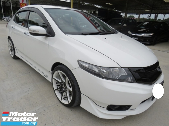 2014 HONDA CITY 1.5 (A) E ONE OWNER MUGEN BODYKIT PADDLE SHIFT