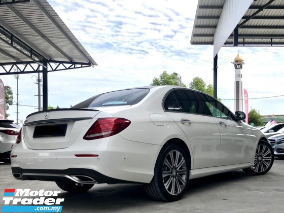 2017 MERCEDES-BENZ E-CLASS E250 AMG BODY KIT MUST VIEW