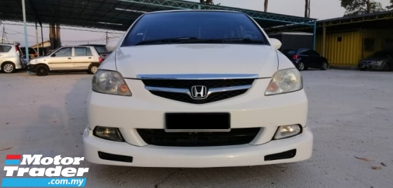 2007 HONDA CITY 1.5 i-DSI Facelift Mugen Bodykit