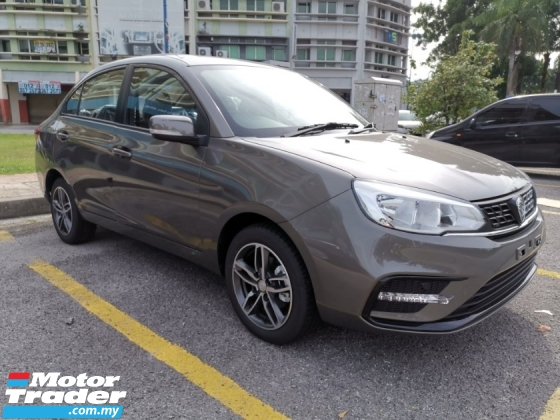 2020 PROTON SAGA 1.3 READY STOCK & FULL LOAN