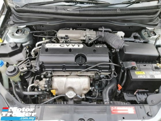 2008 HYUNDAI ACCENT Hyundai ACCENT 1.6 (A) B/Listed Leather Seats