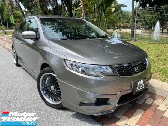 2012 NAZA FORTE 2012 NAZA FORTE 1.6 SX (A) 1 OWNER MALAY