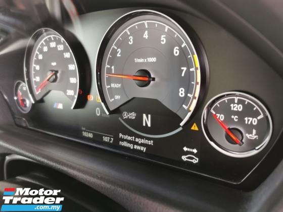 2016 BMW M4 3.0 CBU ONLY ONE