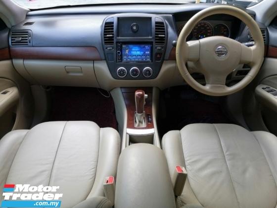 2010 NISSAN SYLPHY Nissan Sylphy 2.0 XV XTRONIC CVTC LUXURY FULL SPEC