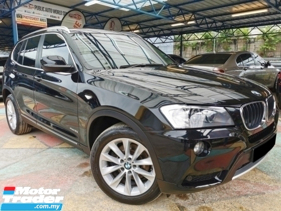 2013 BMW X3 Bmw X3 2.0 xDrive20i NEW FACELIFT LOW MILE PERFECT