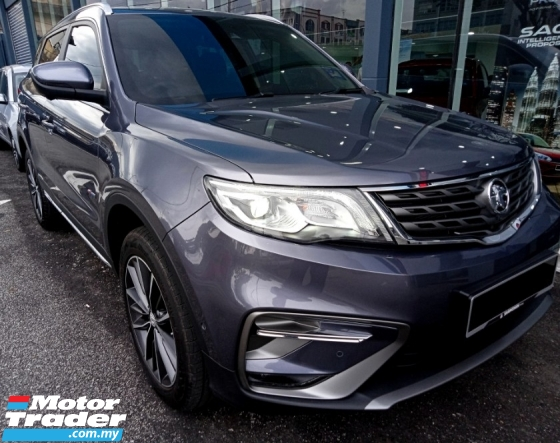 2020 PROTON X70 1.8TGDI SUPERB REBATE@EASY LOAN APPROVE/PROCESSING