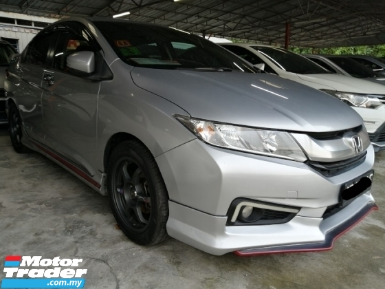 2015 HONDA CITY 1.5 V FACELIFT Full loan