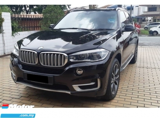 2014 BMW X5 3.0 X DRIVE 35i PETROL NEW FACELIFT FULL SERVICE