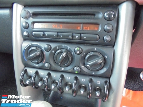2006 MINI Cooper 1.6 S Turbo R53 PShift TipTOP LikeNEW