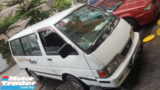 2004 NISSAN C22  1.5 Window Van