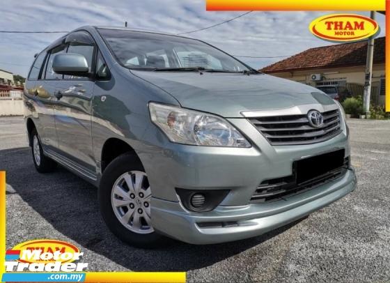 2014 TOYOTA INNOVA 2014 Toyota INNOVA 2.0 (A) FACELIFT