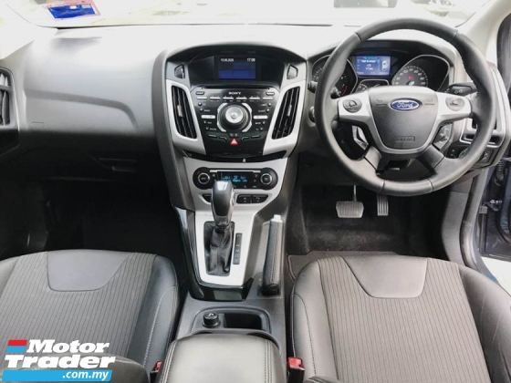 2014 FORD FOCUS 2.0 SPORT PLUS HIGH SPEC SUNROOF