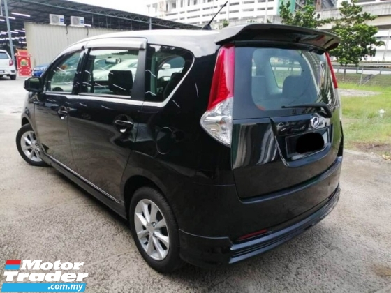 2014 PERODUA ALZA 1.5 EZi TIPTOP CONDITION FAMILY USE ONLY