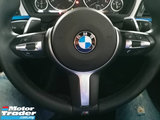 2014 BMW BMW OTHER 320D SEDAN LUXURY CAR UNDER WARRANTY ORI PAINT