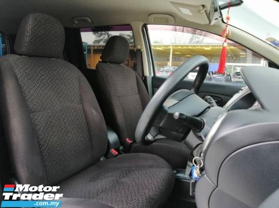2012 NISSAN LIVINA Nissan GRAND LIVINA 1.6 Facelift