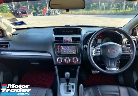 2014 SUBARU XV 2015 Subaru XV 2.0 STi EDITION (A) F/ServiceRecord