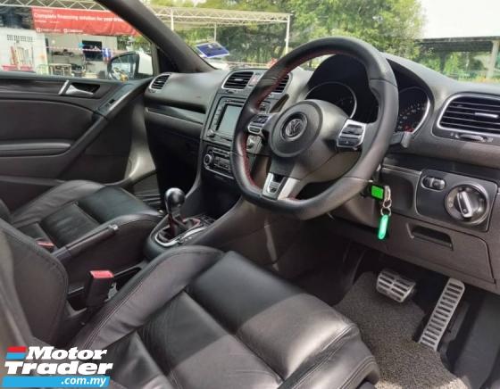 2010 VOLKSWAGEN GOLF GTI  MK6 (A) ORI CONDITION