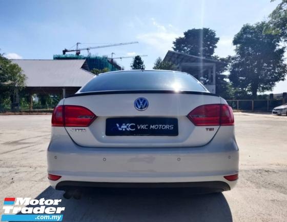 2014 VOLKSWAGEN JETTA Volkswagen JETTA 1.4 (CKD) (A) F/S RECORD