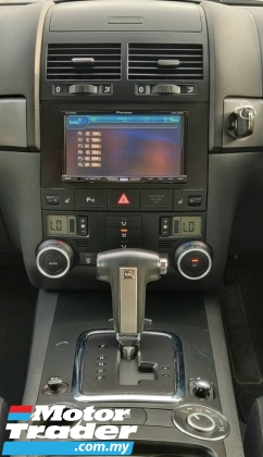2008 VOLKSWAGEN TOUAREG 3.6 V6 FSI