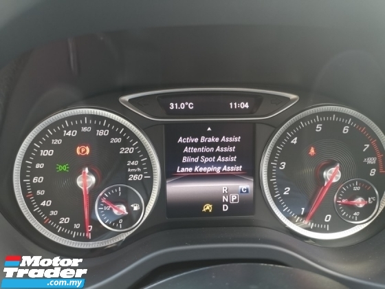 2017 MERCEDES-BENZ A-CLASS Mercedez A180 New Facelift with Dynamic Select