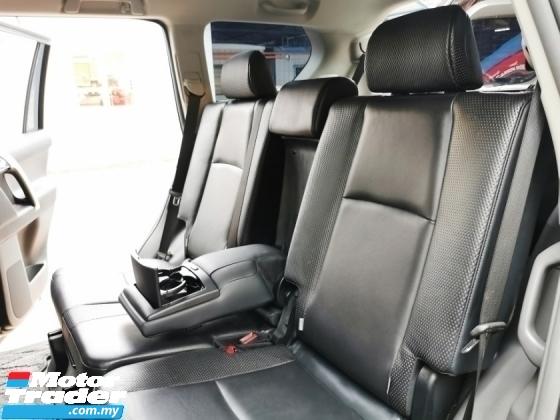 2010 TOYOTA LAND CRUISER Toyota PRADO TZ-G LANDCRUISER 4.0 PETROL 360CAMERA