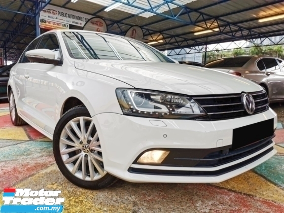 2017 VOLKSWAGEN JETTA Volkswagen JETTA 1.4 280 TSi P/START SPORT WRRANTY