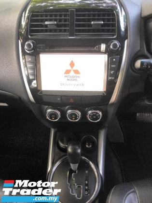 2016 MITSUBISHI ASX 2.0 GL 2WD FACELIFT (A) 1 OWNER SALE