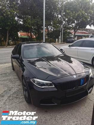 2011 BMW M5 M5 SALOON