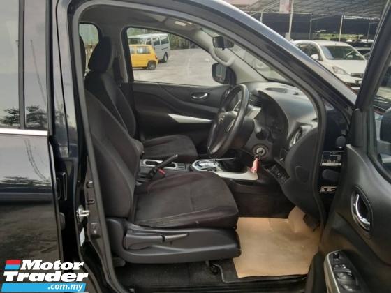 2018 NISSAN NAVARA 2.5L 4X4 SE DOUBLE CAB AT NP 300