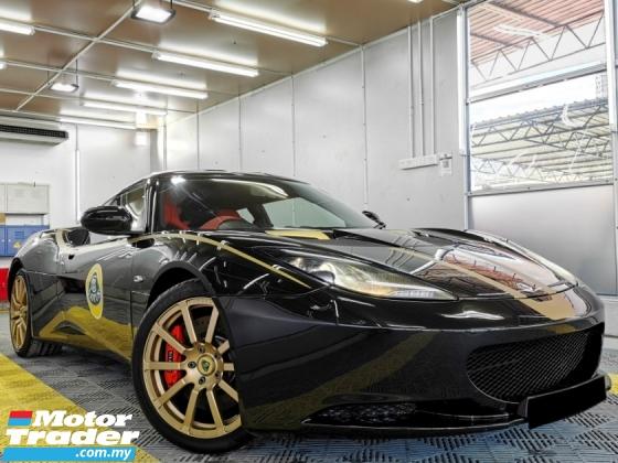 2010 LOTUS EVORA Lotus evora 3.5 V6 (M) SPORT LIMITED EDITION WRNTY