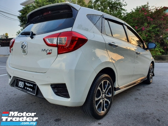 2018 PERODUA MYVI  1.5 Advance Hight spec Warranty until 2023
