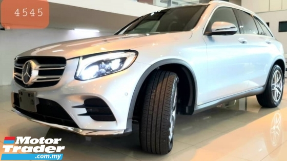 2016 MERCEDES-BENZ GLC 250 2.0 MATIC AMG Line SUV