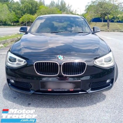2013 BMW 1 SERIES 116I 1.6(A) TWIN TURBO F20