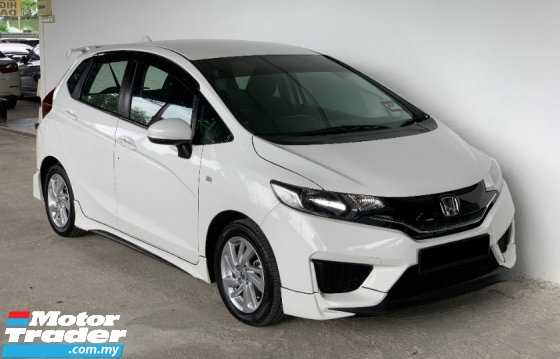 2016 HONDA JAZZ 1.5 i-VTEC Auto Mugen RS Sporty Model