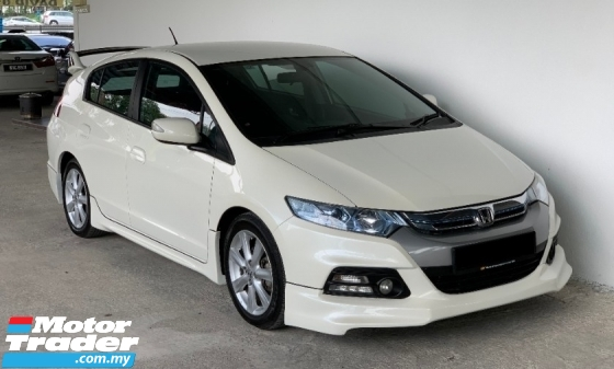 2012 HONDA INSIGHT 1.3 (A) Mugen Sport Hatchback Model
