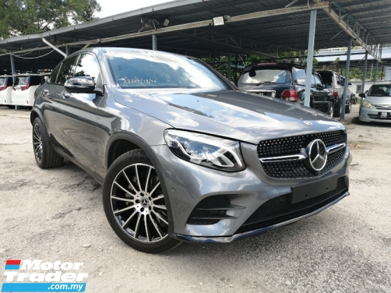 2018 MERCEDES-BENZ GLC 250 Coupe AMG 4Matic