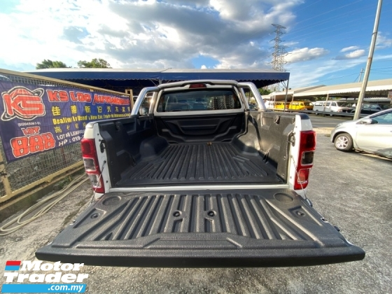 2017 FORD RANGER 2.2 XLT (A) FULL SERVICE RECORD