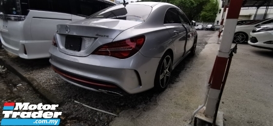 2016 MERCEDES-BENZ CLA 250 4MATIC 2.0 AMG / TIPTOP CONDITION FROM JAPAN