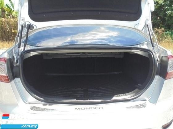 2012 FORD MONDEO 2.0 Ecoboost Sedan Turbo PowerShift Keyless PushStart LikeNEW Reg.2013